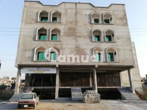 Building Available For Rent Best For Hostel Purpose In Islamabad 12 Flats