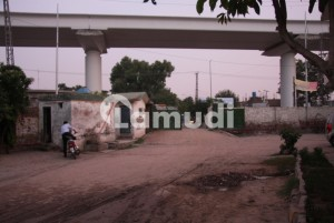 Main Multan Road 5 Kanal Warehouse Between Hanjerwal And Thokar Niaz Baig