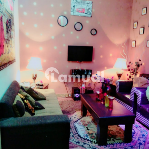4 Marla Single Storey House For Rent