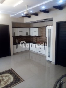 Flat Is Available For Sale In Bahadurabad Gulshan-e-Iqbal Town