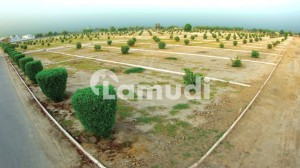 Residential Plot For Sale In Etihad Garden