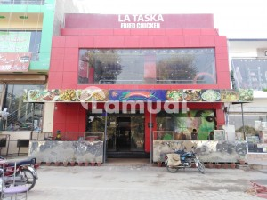 7 Marla Double Story Building For Rent