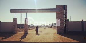 Korangi Landhi 120 Sq Yard Residential Plot For Sale In Jamal Garden
