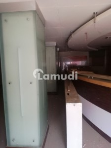 4200 Square Feet Shop For Rent On Main University Road Opposite Baitul Mukaram Masjid Ideal For Banks Brands Outlets Franchises