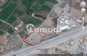 Commercial Land For Rent On Ring Road Near Sarhad University And Pishtakhara Chowk