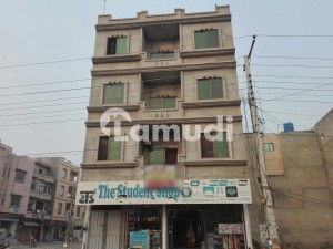 3rd Floor Flat Available For Rent