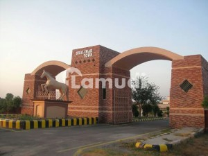 Shalimar Town  Residential Plot Is Available For Sale