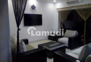 Brand New  Furnished Two Bedroom Portion For Rent  With Imported Furniture And Also Short Term And Long Term