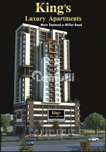 4 Beds Apartment For Sale On Easy Installments