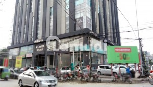 1346 Sq Feet Office Is Up For Sale In Al Hafeez Heights Gulberg