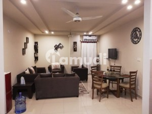 Beautiful 2 Bedrooms Fully Furnished Apartment Available For Rent In Bahria Town Rawalpindi