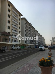 10 Marla 3 Beds Flat For Rent In Askari 10 Lahore Cantt