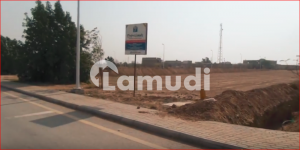 Best For Investment 500 Sq Yards Plot Is Available For Sale In Bahria Town Karachi