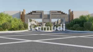 Commercial Plot For Sale In Khayaban Housing