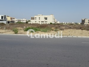 500 Sq Yards Plot For Sale Prime Location 75 Feet Front Best Construction