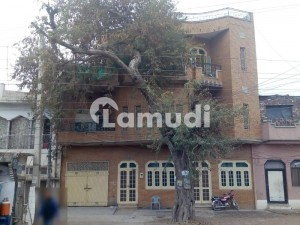 Main Road Triple Storey Commercial House For Sale