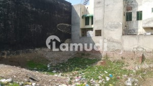 5 Marla Plot For Sale In J Block Near With Canal Road Johar Town Lhr