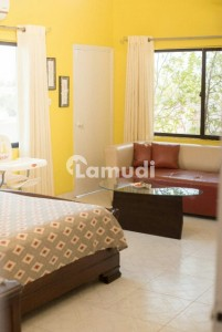 Fully Furnish One Bedroom For Rent   With Lounge & Kitchen Seprate Door.