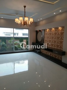 Brand New One Kanal Single Storey Fully Independent House For Rent