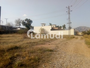 Plot Is Available For Sale In New Spring Valley Kohat Cantonment