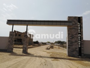 120 Square Yard Plot On Korangi Road
