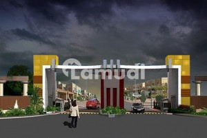 Residential Plot For Sale In Royal City Sargodha