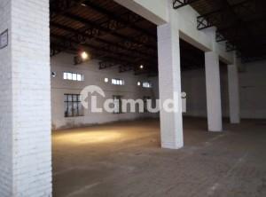 6700 Sq Ft Covered Industrial Hall Available For Rent At Satiana Road