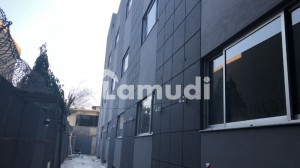 Independent Commercial Building For Rent In Gulberg