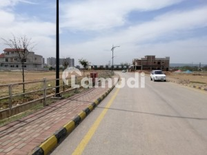 Bahria Enclave Sector B1 6 Marla Sun Face Beautiful Location Plot Available For Sale Prime View