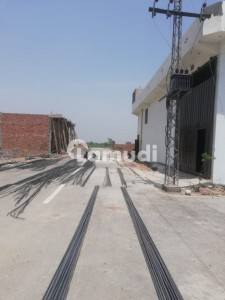 20 Marla Industrial Plot For Sale In All Jannat Phase 2