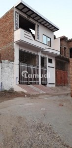 5 Marla Single Storey House Is Available For Rent