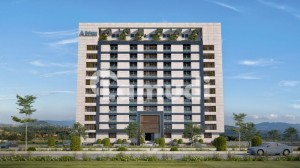 Luxury Apartment For Sale At Very Reasonable Installments At Prime Location Of Mpcs Sector B-17