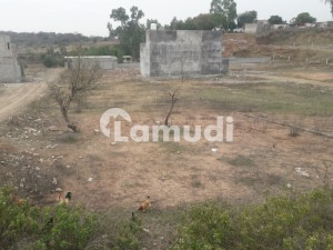 15 Marla Corner Plot For Sale On Main Road In D-14 Islamabad