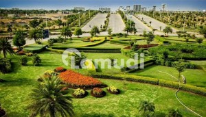 Ideally Located 7 Marla Develop Plot Block T Gulberg Residencia