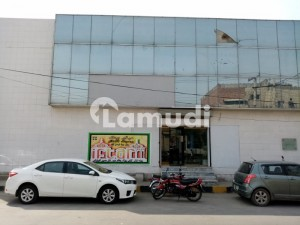 Commercial Plaza Is Available For Sale