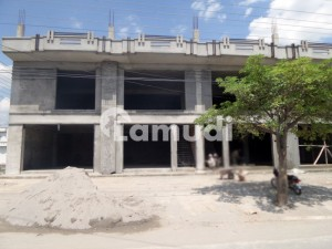 Commercial Corner Building Is Available For Sale