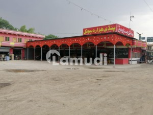 Warehouse Available For Sale On The Main Gt Road In Burhan Near Motorway Interchange