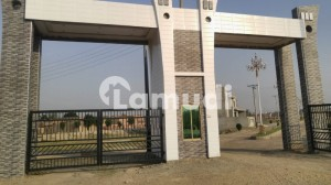 10 Marla Residential Plot For Sale