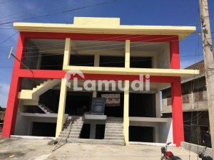 Plaza For Rent At Mohra Chapper Main Stop