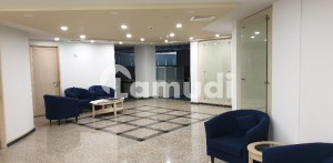 Fully Fortified Office Space For Rent In Most Secure Area Of Islamabad