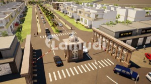 Commercial Plot For Sale In Sahara City