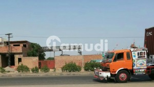 Plot Is Available For Sale - Main  Multan Road With Industrial Electricity Connection (transformer)