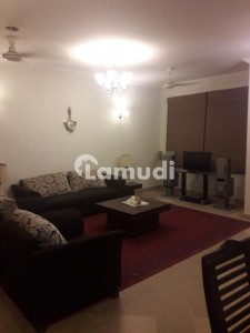 Fully Furnished Flat Available For Rent