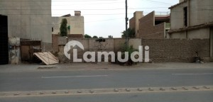Commercial Plot Is Available For Rent