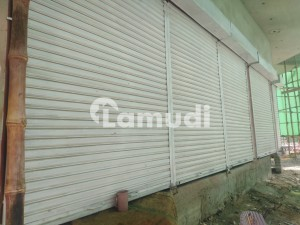 672 Square Feet Shop For Sale
