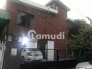 Kanal Old House For Sale In Cavalry Ground Lahore Cant