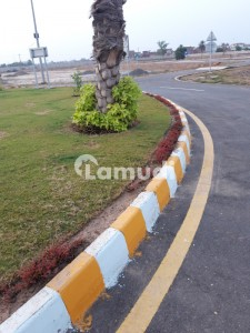 6 Marla Plot File Mannan Town For Sale