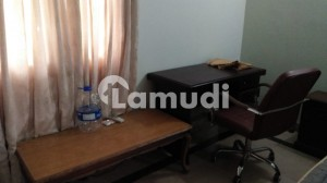 Paying House Fully Furnished One Bedroom With Attached Bathroom For Rent