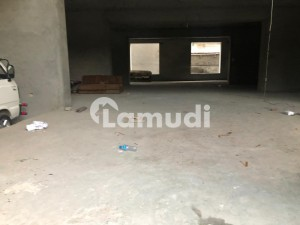 Gulberg Grey Structure Building For Rent