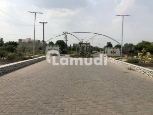 Residential Plot For Sale In Canal View Housing Scheme